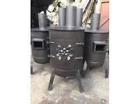 Wood burners