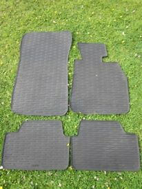 BMW 1 series car mats