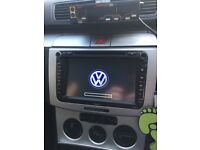 double din stereo for passat ,golf, ect