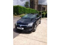 Vauxhall Astra Sports Hatch 1.8I 16V SRI 3 Door fitted with the Exterior Pack and Alloy Wheels.