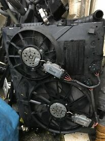 2006-09 Audi Q7 3.0 Diesel COMPLETE RAD PACK Water AC
