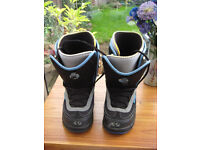 ThirtyTwo Exus Mens Snowboard Boots Size 9 - Used on 7 day trip then stored