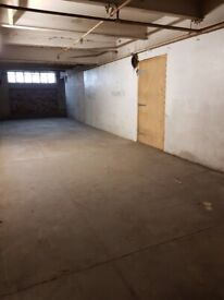 Storage space: Industrial unit to let cheap