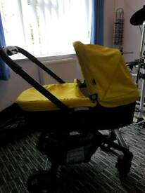 Graco Evo pram/pushchair travel system