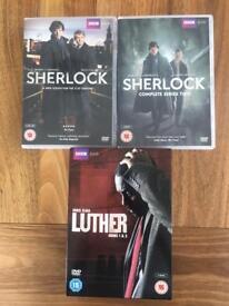 Sherlock & Luther Season 1&2