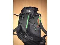 North face terra 40l rucksack