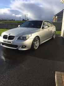 BMW e60 530d Msport