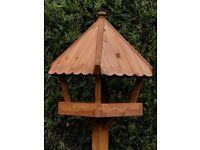 Lamp Bird Table