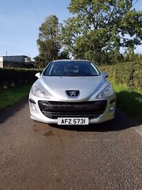 2010 Peugeot 308 in excellent condition