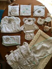 Full matching Nursery Set Up