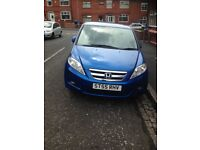 mot 20/02/2019 6 seater metalic blue not bad condition all round