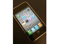 apple 3gs iphone unlocked open o2 02 ee t mobile virgin tesco 3 vodafone sim free old ios