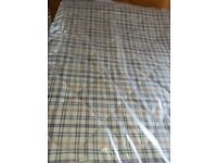 King size mattress used but goog condition