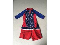 Boy's swim suit - age 5 years - John Lewis