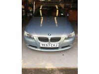BMW 320d SE TEXT 07495 213420