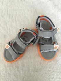 Boys/ Girls sandals from Next size 7