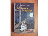 Potilla und der Mützendieb von Cornelia Funke Niedersachsen - Cappeln (Oldenburg) Vorschau