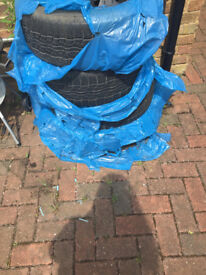 4x tyres for sell