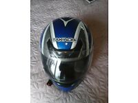 TAKACHI crash helmet as new