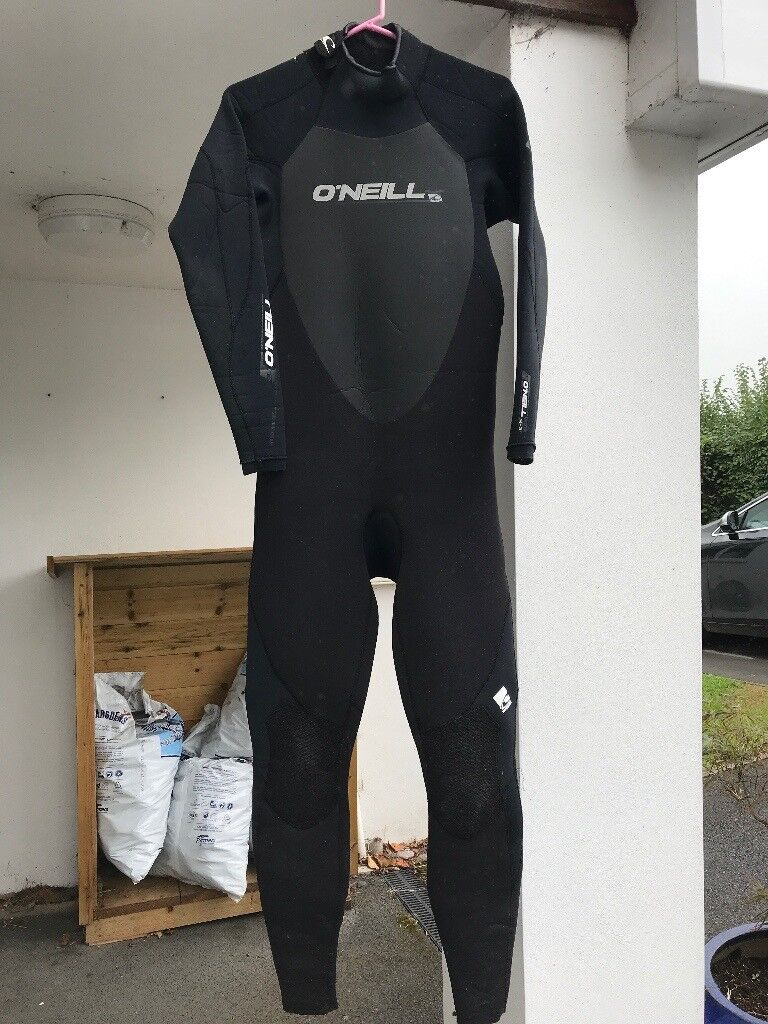 Mens O Neill Wetsuit Large 4-3 48cbd76a7