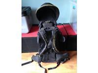 Baby/toddler backpack carrier rucksack