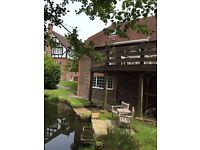 Holiday Let, Turners Hill - Cleaner and Laundry Person urgently needed. £60.00 for approx 5hrs work