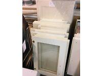 21 Shaker Style Kitchen Unit Doors - cream gloss - ABI0049