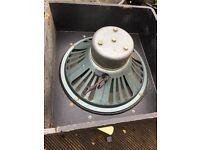 Bell & Howell vintage speakers
