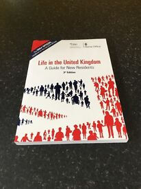 Brand NEW Life in the United Kingdom: A Guide for New Residents: Home Office
