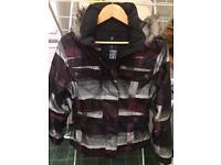 Roxy Snow Jacket Size 10