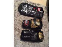MET-X boxing gloves