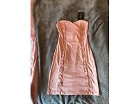 Pretty little Thing Pink Dress