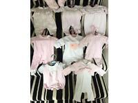 Designer girls newborn 0-3