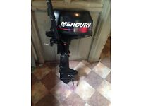 6hp Mercury Outboard