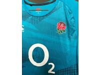 Official Canterbury England Rugby Training shirt