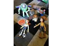Disney toy story toys 6 piece set