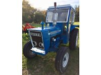 Classic Ford 3000 Tractor, Duncan Cab