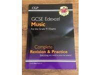 GCSE Edexcel Music Revision Book.