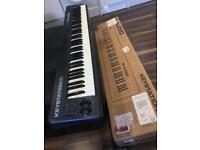 Keyboard: M - Audio keystation 88