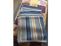 NEXT cotton baby pram cot blanket throw