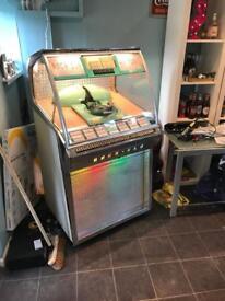 Rock ola 1462 jukebox Wurlitzer ami vinyl
