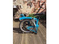 Brompton s2l great condition 18 months old