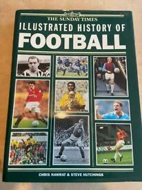 Illustrated History of Football Book
