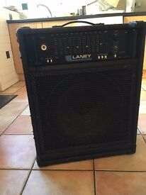 LANEY DP-100 bass amp