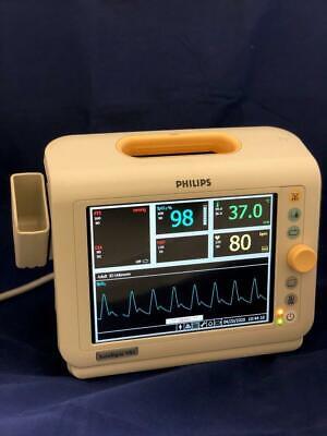 Philips SureSigns VS3 Patient Monitor (MPN: 863073)