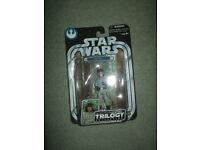 Star Wars The Original Trilogy Han Solo figure