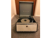 Fully serviced vintage record players
