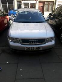 Sale or swap Audi A4 1.9TDI Mot7 months
