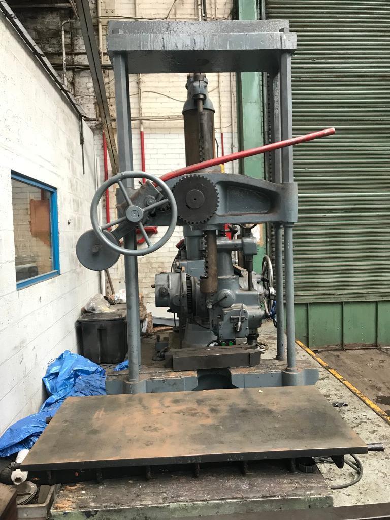 Mechanical Rack Press
