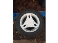"Genuine Ford Mustang 15"" alloys Set"